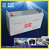 12v 120ah deep cycle rechargeable batteries for solar lights