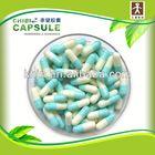 drug powders packaging GMP standard empty capsule