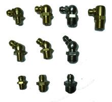 Diferentes tipos de engrasador para piezas de freno
