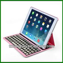 Keyboard Bluetooth case for iPad Air