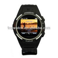 2014 new product bluetooth smart watches java app skype step calculator waterresist sport watch bluetooth smart watches