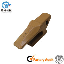 Foundry parts with digging excavators