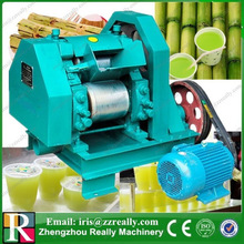 Practical durable automatic electric commercial sugar cane grinder machine