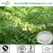 Biopesticide Manufacturer Supplier 100% Pure Bitter Sophora Root Extract Oxymatrine Matrine 98%