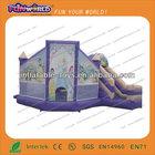 Snow White Designed Inflatable Bouncer&Slide Combo