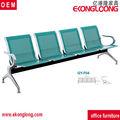 Açoinoxidável aeroporto cadeirasdeespera/de alumínio fundido de bancos de jardim