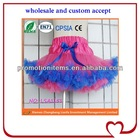 Hot pink ruffler fluffy petti tutu dress,child pettiskirt