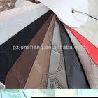 2014 fashion design Semi PU upholstery fabric for sofa and home decoration usage