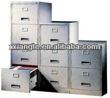 4 çekmeceli metal ofis mobilyaları, dikey kullanılan metal dolaplar satış
