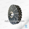 special customized hss side & face milling cutter Stepped and Staggered teeth Milling Cutter