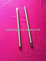 carbide piston rods