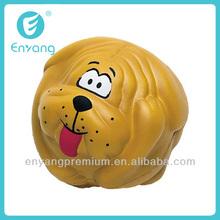 Hot Sale Promotional PU Foam Soft Dog Anti Stress Ball