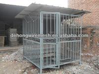 China rabbit /dog/mink animal folding cage for sale