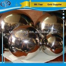 USA standard mirror polish stainless steel hollow sphere carbon steel balls
