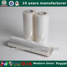 Clear LLDPE Stretch Bulk Plastic Wrap