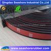 exturded D sponge type car door rubber seal adhesive