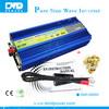 2014 hot sale 12V 220V 2000W inverter with charger solar grid tie inverter
