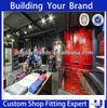 Best China Supplier Decorative Sports Garment Shop Furniture Display