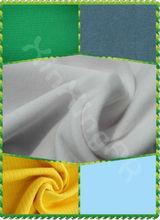 Light Weight Soft CFR1615/1616 100% Cotton Flame Retardant Knitting & Anti-mosquito Interlock Fabric for Baby/T-shirt