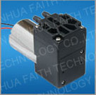11L/M electric diaphragm brushless motor dc micro brushless pump