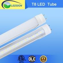 ETL cETL DLC CE ROHS USA warehouse stock FREE shipping LM79 LM80 100lm/W 80Ra 18w 4ft etl led t8 tube