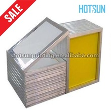 ALUMINUM FRAME FOR SCREEN PRINTING