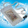 high quality pvc waterproof phone case for iphone 6