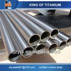 titanium hollow bar astm b381