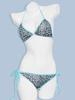 unique design crotchless bikinis