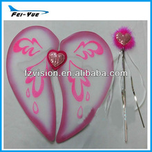 Wholesale Lovely Fairy Wing for Girs Party Decoration