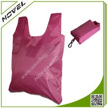 Name Brand Pink Easy Shopping Tote Bag Pattern