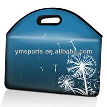 "Dandelion Neoprene Laptop Sleeve Handbag Case for 10-13"" Macbook"