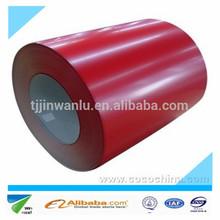 Galvalume prepaint galvanized steel coil price in china