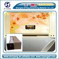 Auto-adesivo de papel de parede do pvc para a impressão