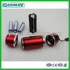 low price promotional 9 LED mini aluminum led promotion flashlight green