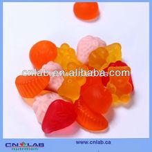 GMP factory gummy bears ingredients gummi candy packaging machine gummy bears ingredients