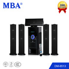 Musical home theater 5.1 wireless speaker made in China