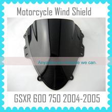 Motorcycles Windscreen for SUZUKI GSXR600 GSXR750 2004 2005