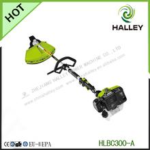 new design HLBC300-A 30CC brush-cutting machine with half crankshaft