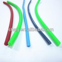 5mm multi color flexible pvc cord
