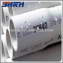ASTM D sch40 water upvc pipe