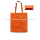 Non woven foldable shopping bag wholesale
