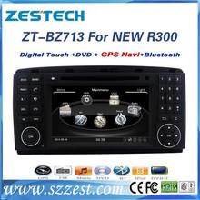 ZESTECH in car dvd gps autoradio 2din DVD GPS player For Mercedes Benz R class R280 R300 R320 R350 R500