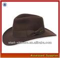 Zd066 cowboyhüte for sale/mexikanische falten cowboyhüte