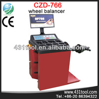 Wheel balancing Balancer /Balance weight machine Factory price CZD-766