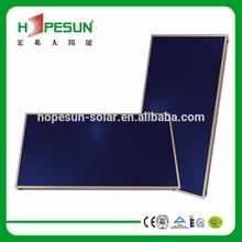 Artistic Practical flat panel solar Collector
