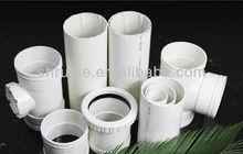 high temperature plastic PVC pipe