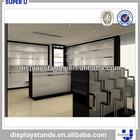 Hanging Display Fixtures offer installation overseas
