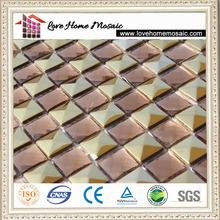 glass mosaic accent floor wall tiles for kitchen bathroom livingroom