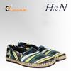 Fashion trending men canvas shoes